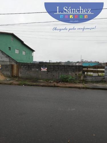 terreno para venda em itaquaquecetuba, jardim horto do ipê - 190603a
