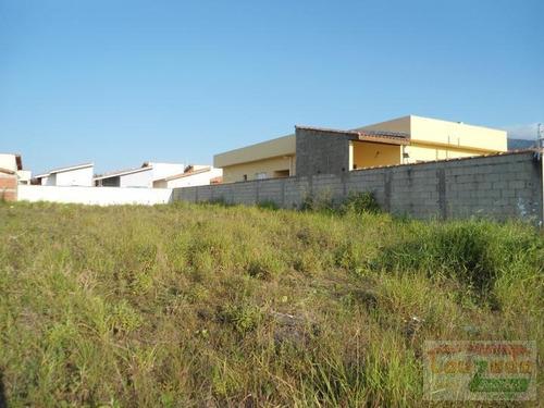 terreno para venda em peruíbe, res. parque daville - 0457