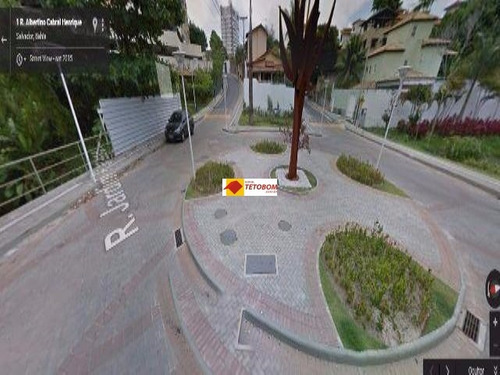 terreno para venda em pituaçu, salvador, 730,00 m2 total - valor: r$ 980.000 - excelente localização! - tmm205 - 3201675