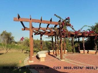 terreno para venda em sorocaba, condomínio chácara ondina - 174