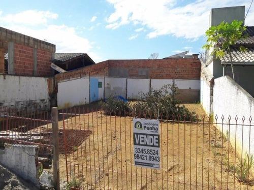 terreno para venda entre as principais avenidas em penha/sc - 280d