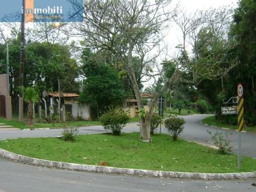 terreno para venda no bairro granja viana ii em cotia - cod: gv17502 - gv17502