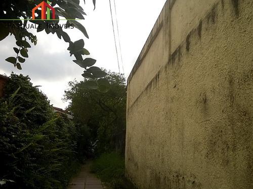 terreno para venda no bairro jardim floresta em são paulo - cod: ps111631 - ps111631