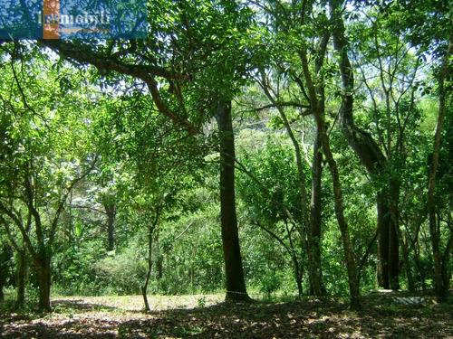 terreno para venda no bairro jardim indaiá em embu - cod: gv17525 - gv17525