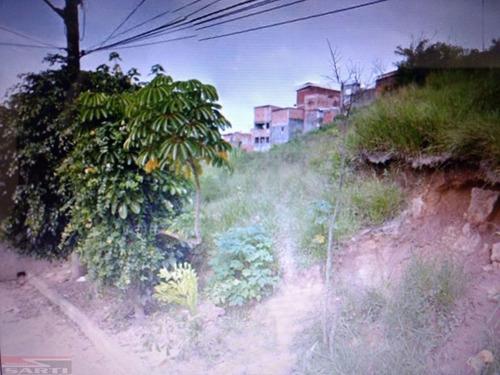 terreno para venda no bairro jardim maria cecília em ferraz de vasconcelos - cod: st9646 - st9646