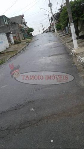 terreno para venda no bairro jardim yone, 137,25 m - 2533