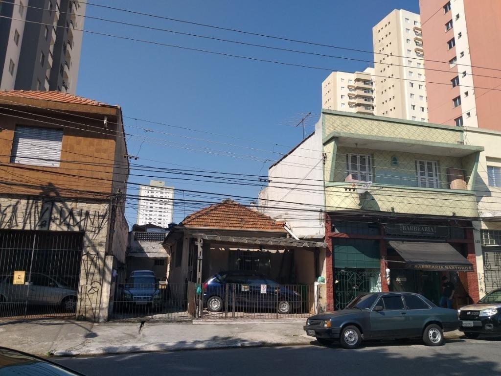 terreno para venda no bairro tatuapé em são paulo - cod: af20038 - af20038
