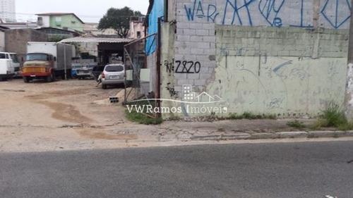 terreno para venda no bairro vila regente feijó, 0 dorm, 0 suíte, 0 vagas - 257
