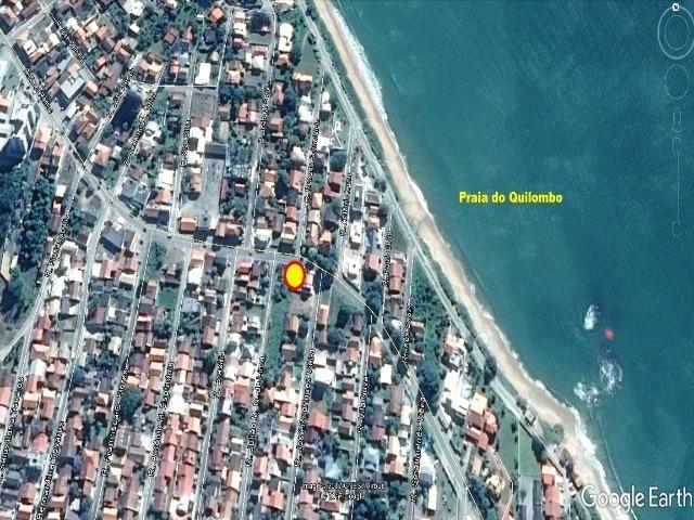 terreno para venda no centro de penha/sc - 180 metros do mar - 320z