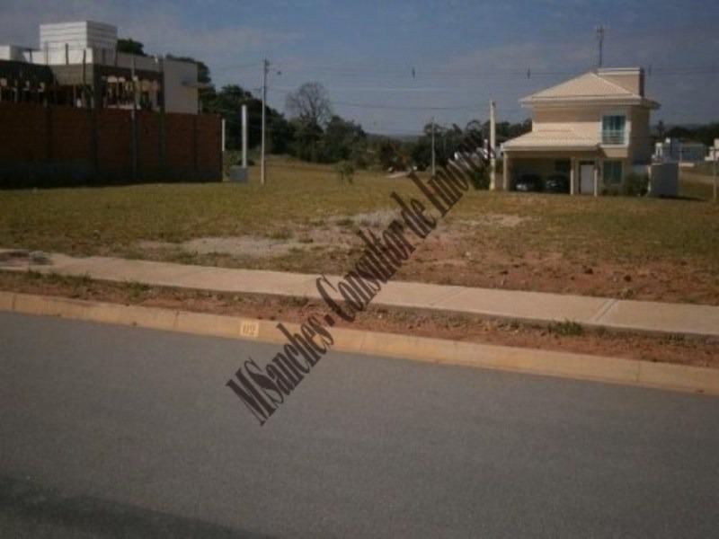 terreno para venda no condominio chacara ondina, em sorocaba - 01880 - 3133919