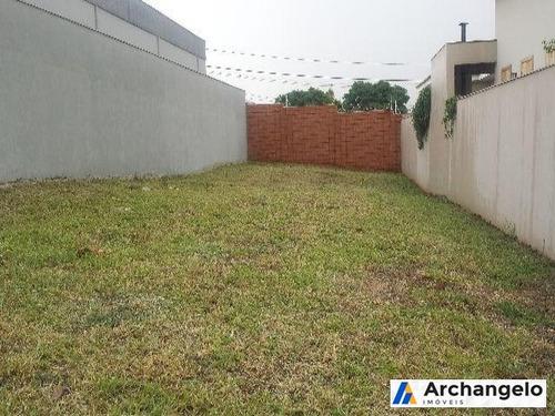 terreno para venda no condomínio san marco i - te00102 - 4824695
