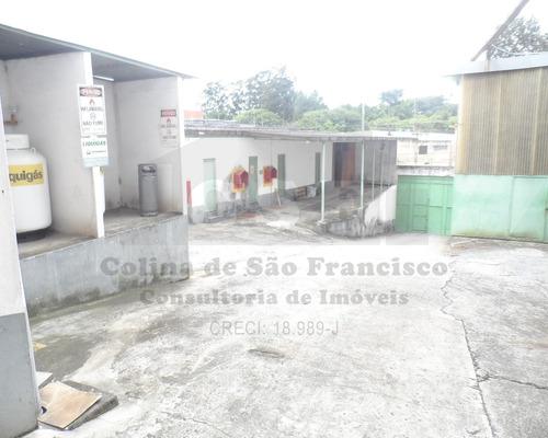 terreno para venda no jaguaré, são paulo excelente área com 2.100m². - tr00315 - 4486053