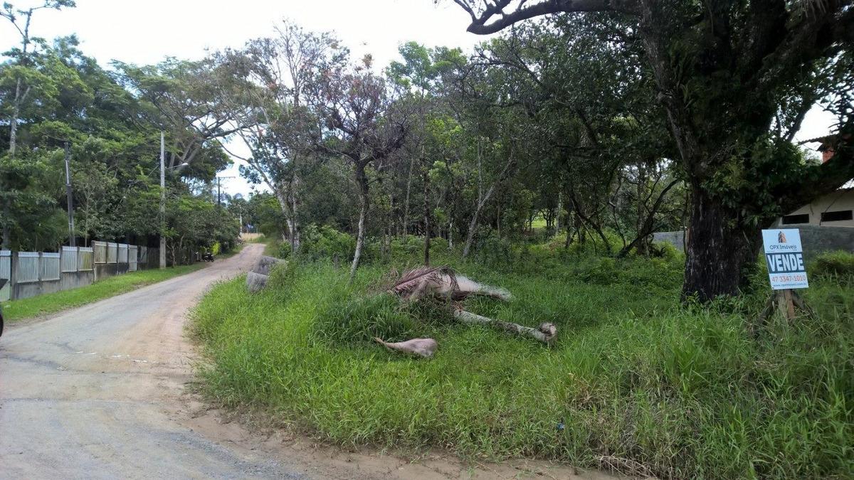 terreno para venda no mato grosso em penha - sc - 264