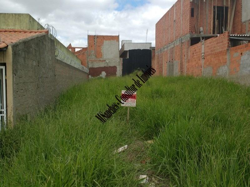 terreno para venda no parque são bento em sorocaba. - 02257 - 4470963