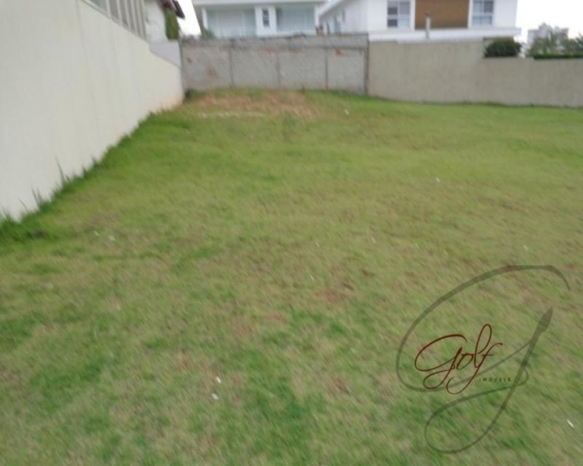 terreno para vender no lorian boulevard - vila são francisco, localizado em frente ao campo de golfe, totalmente plano, único disponível no condominio - 2875 - 34657224
