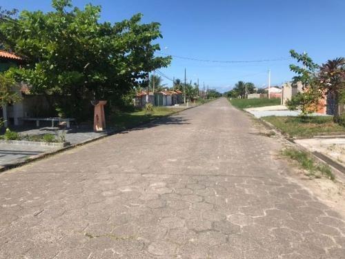 terreno parcelado com 300 m² em itanhaém-sp - ref 4078-p