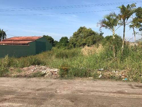 terreno parcelado em itanhaém, lado praia - ref 4359-p