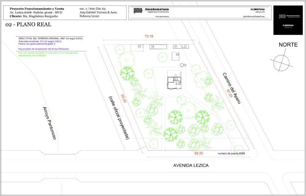 terreno / parque con vivienda hermosa con posiblidades miles