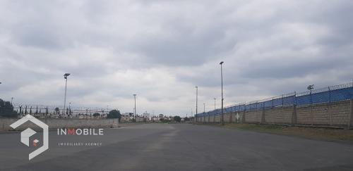 terreno / patio de maniobras en renta av. mexiquense, tultitlán, edo. de méxico.