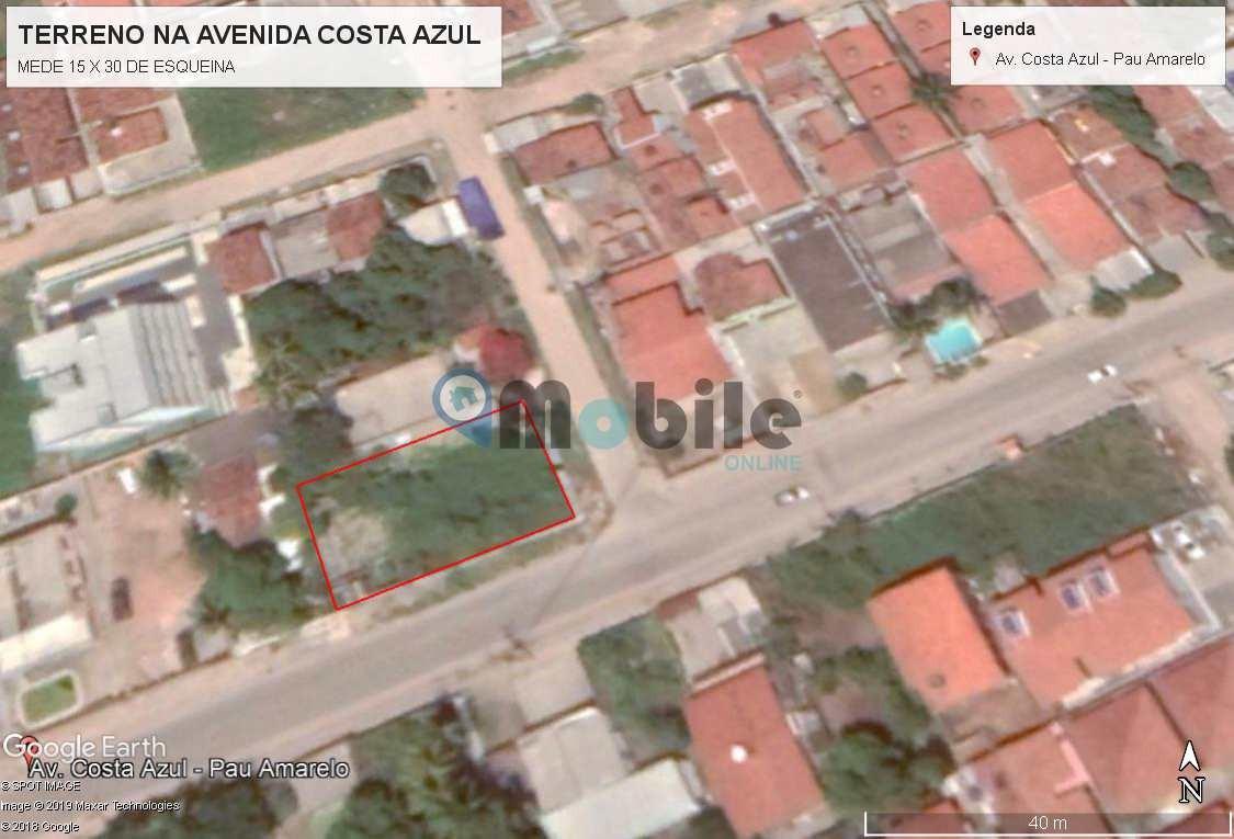 terreno, pau amarelo, paulista - r$ 190 mil, cod: lnr36 - vlnr36