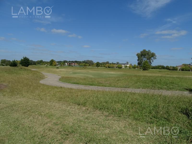 terreno - pilara sobre el golf