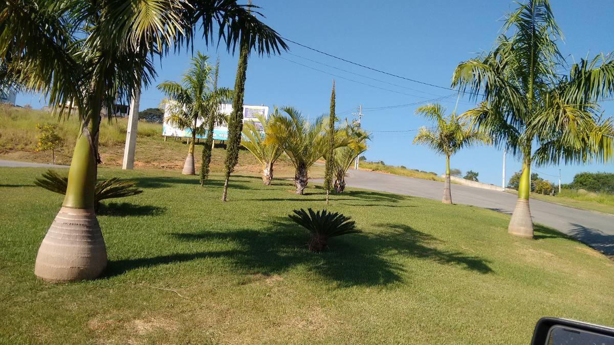 terreno - pinhalzinho-sp, 410m² em condomínio com portaria.