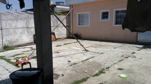 terreno plano 10x30 com casa térrea