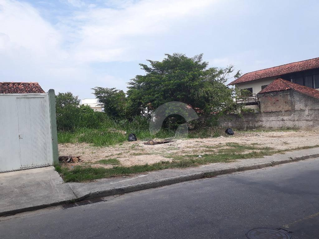 terreno plano bairro peixoto - itaipu - te0210