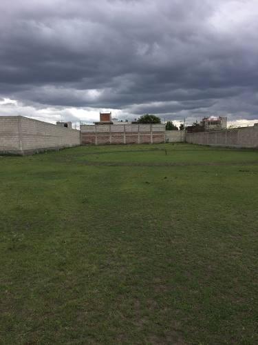 terreno plano con gran plusvalia