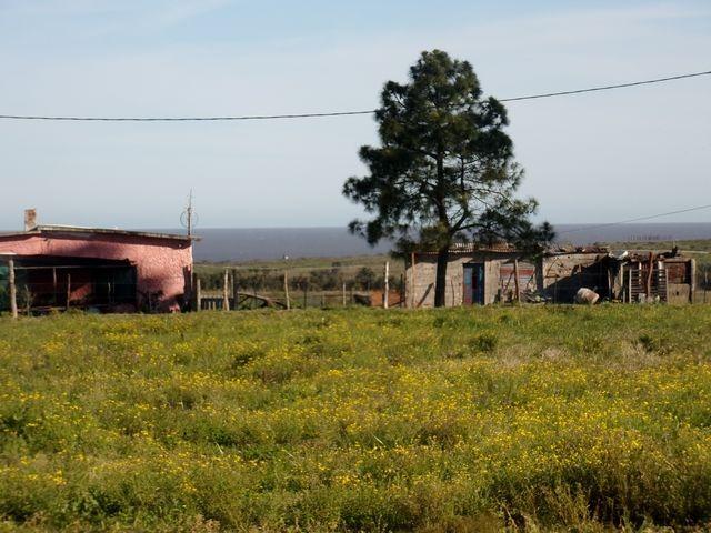 terreno plano, const, de 100 mts, a 1 cuadra de san fuentes