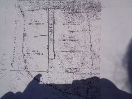 terreno plano, de 1000 m en privada en jiutepec, morelos