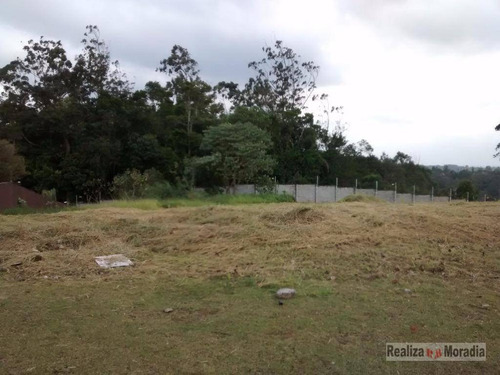 terreno plano em condomínio de alto padrão - te0003