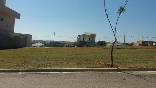 terreno plano em condomínio fechado - te1076