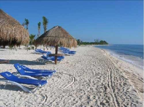 terreno playa del carmen