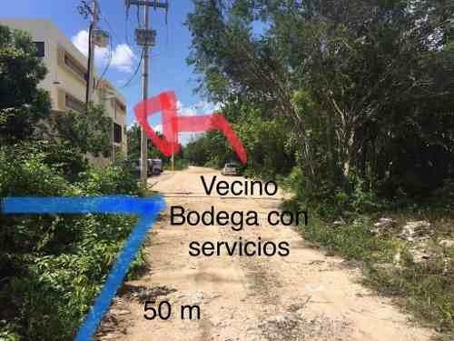 terreno por av. colegios y av. huayacan