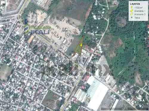 terreno poza rica venta de 2773 m² se encuentra ubicado en adolfo ruiz cortinez carretera a coazintla, junto a la coca en la colonia la barita en la ciudad de poza rica, la zona cuenta con los servic