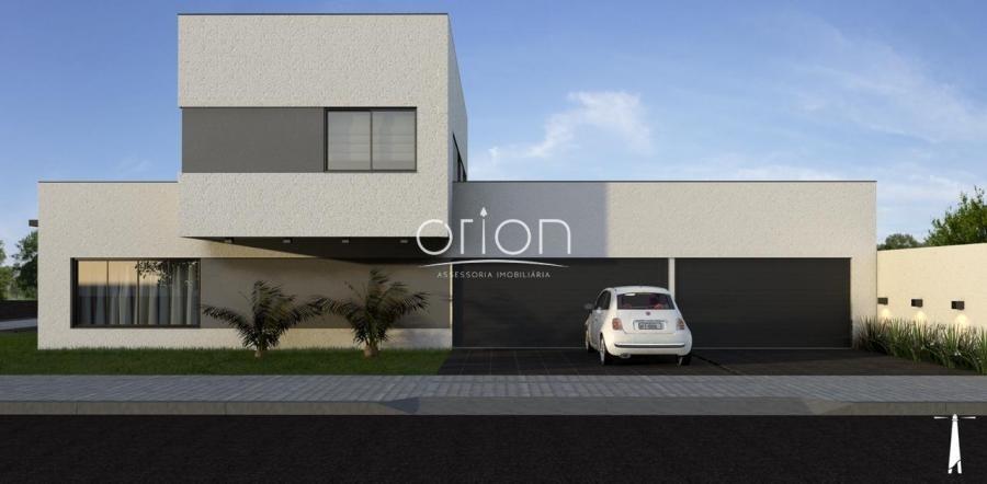 terreno + projeto + construção em condomínio fechado - 39375