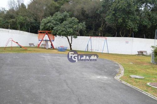 terreno pronto para construção  no bairro sítio cercado - te0008