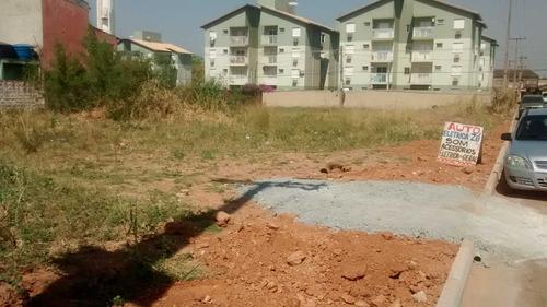 terreno pronto para construir