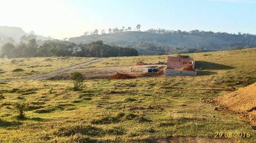 terreno pronto para construir - cristopher