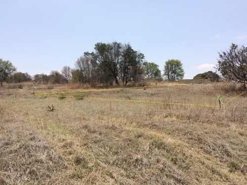 terreno puebla colonia haras del bosque oportunidad 500 mts