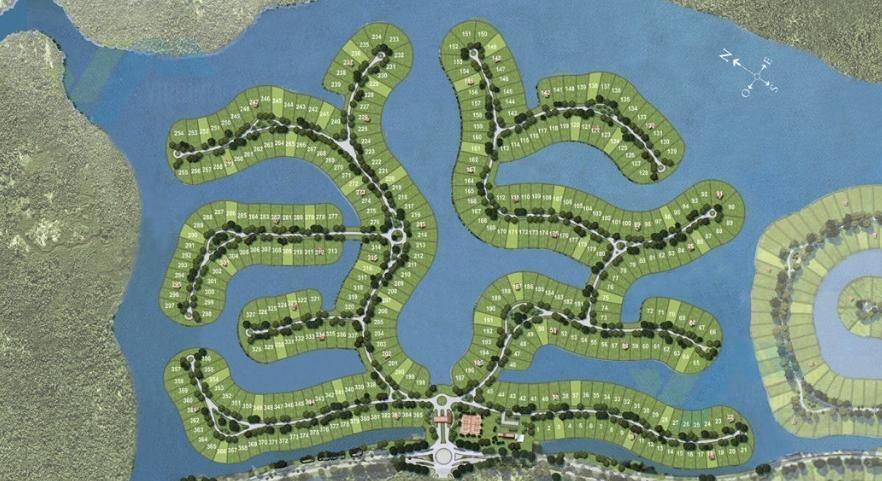 terreno - puertos del lago
