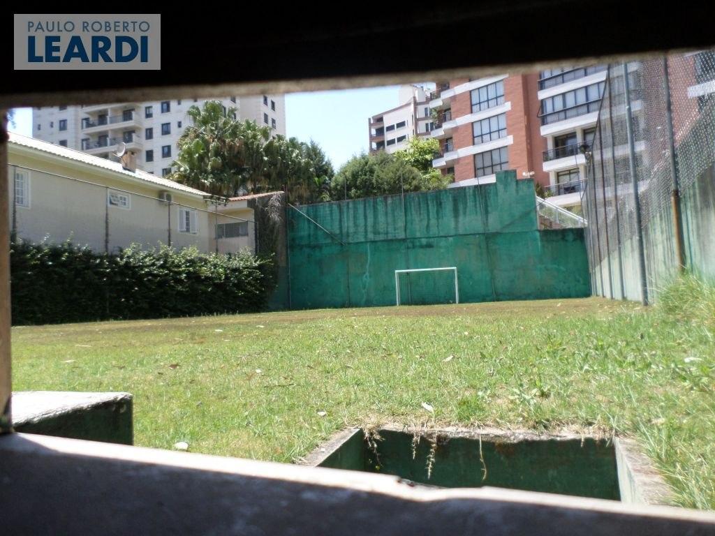 terreno real parque  - são paulo - ref: 410917
