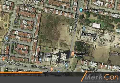 terreno renta 8,000 m2  aviacion san juan de ocotan solares zapopan jalisco mx