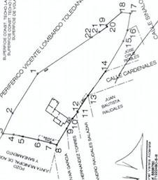 terreno renta av. teofilo borunda 40 xm2 humdel gl11