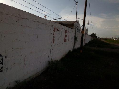 terreno renta carr. chihuahua- delicias 40,000 yelpol gl3