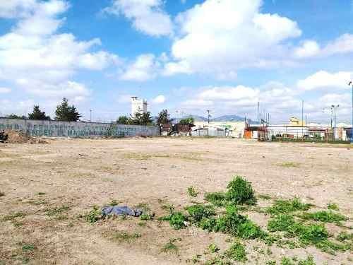 terreno renta tecamac