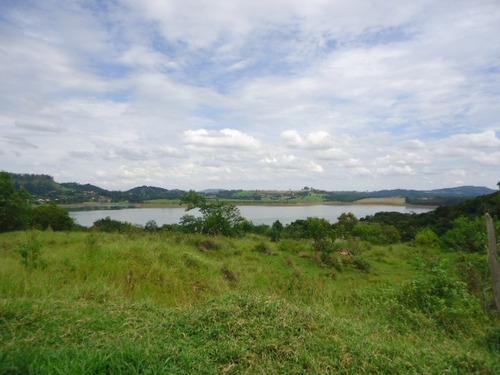terreno represa 81.500 m² / pé na água   tr-104