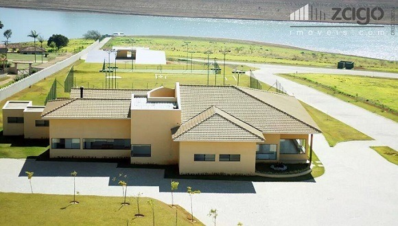 terreno represa em condomínio de alto padrão /   lt-porto