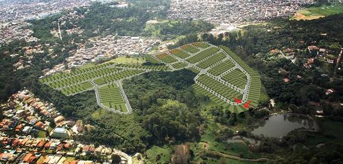 terreno residencial 125m² - jardim ana cristina barueri/jand